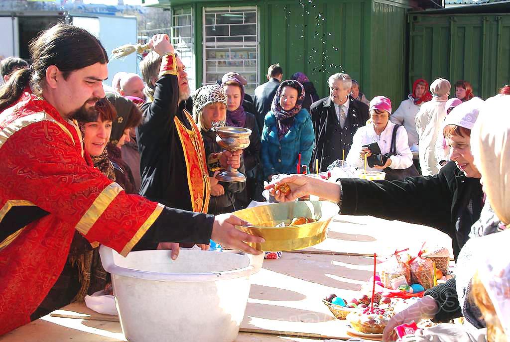 В воскресенье, 28 апреля, православные Челябинской области отметят самый большой и светлый христи