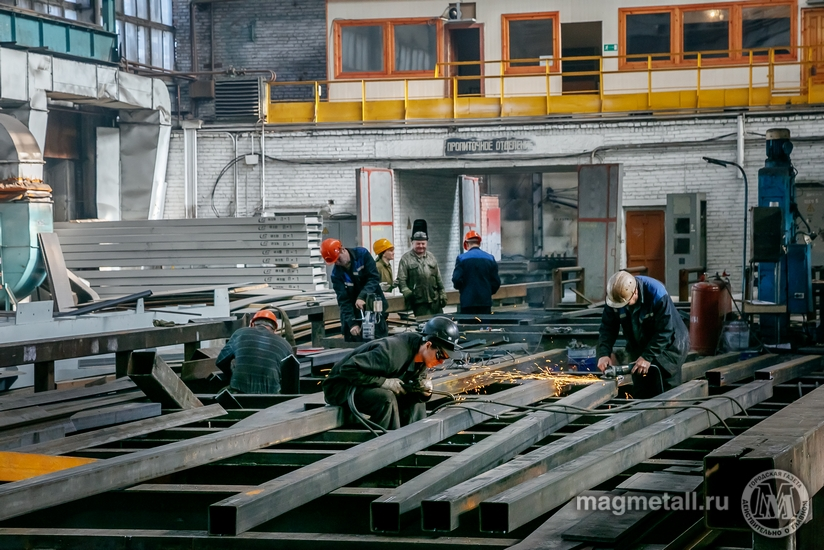 ММК-ИНДУСТРИАЛЬНЫЙ ПАРК получил официальную аккредитацию в Минпромторге. По сути, это новый этап