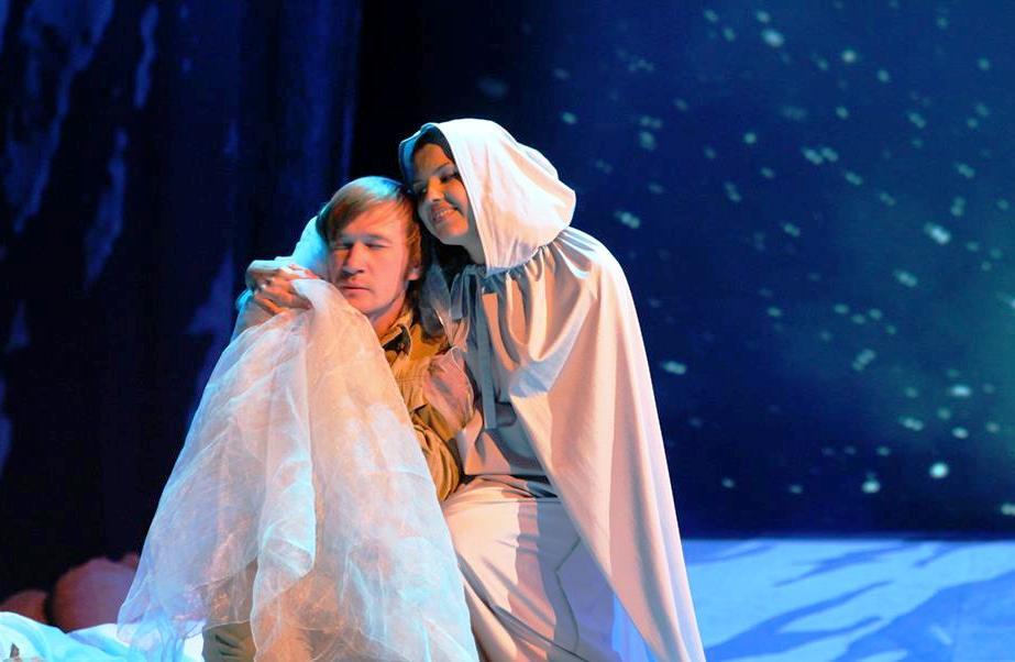 Как сообщили агентству «Урал-пресс-информ» в пресс-службе театра, премьера этого спектакля по про