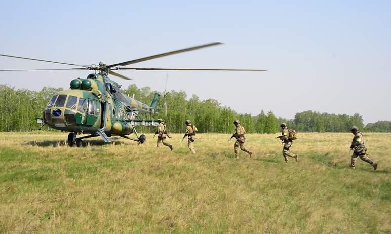 Пограничное управление ФСБ России по Челябинской области подвело итогиспециальной пограничн