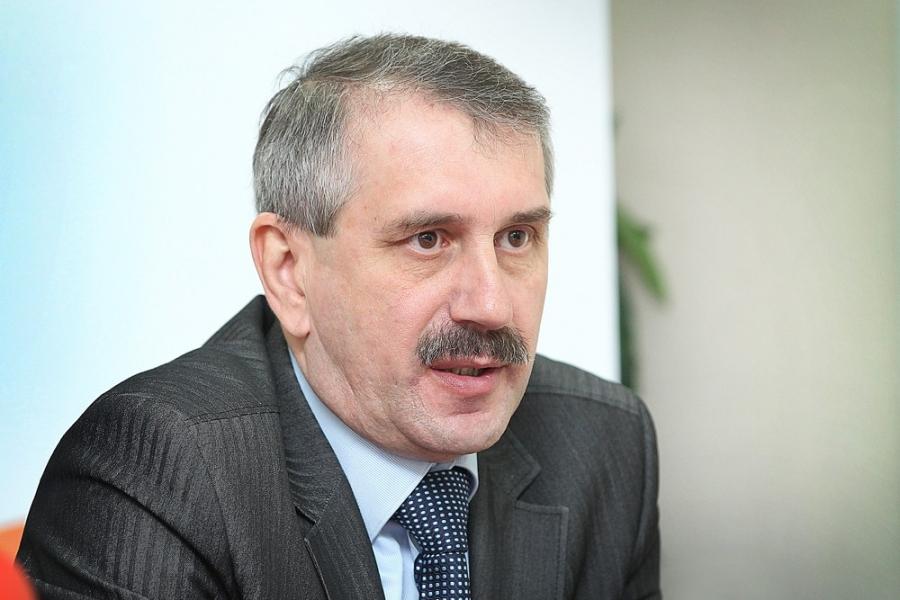 Министр физической культуры, спорта и туризма Челябинской области Леон