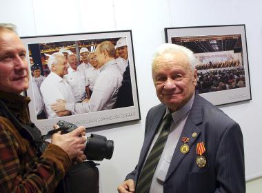 Юбилейная выставка Евгения Ткаченко. Челябинск-2019