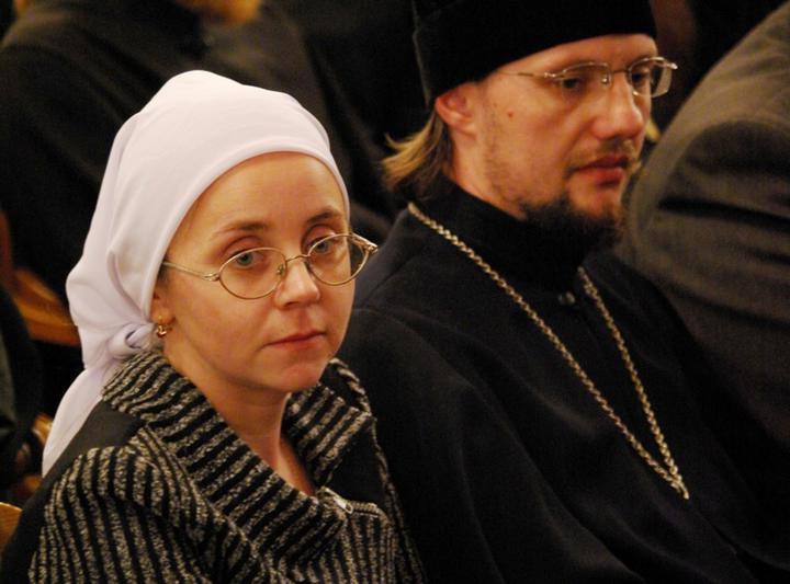 В среду вечером в память о великом подвиге покаяния преподобной Марии читается Великий канон преп