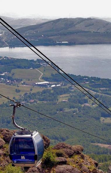 В минувшие выходные в горнолыжном центре «Металлург-Магнитогорск» прошел турнир по пейнтболу на «