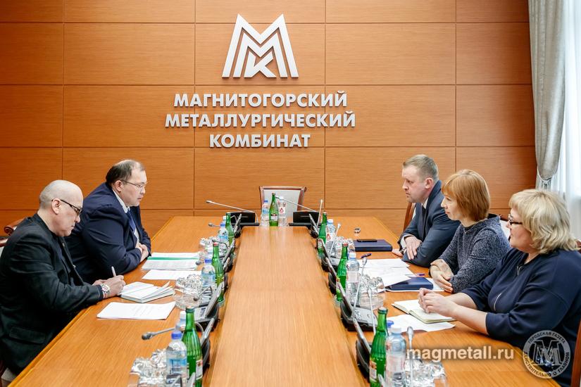В частности, представители республики хотят расширить присутствие малого и среднего бизнеса Башки