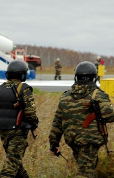 С 25 по 27 сентября 2019 года в Челябинской области проводится тактико-специальное учение «Атом-2