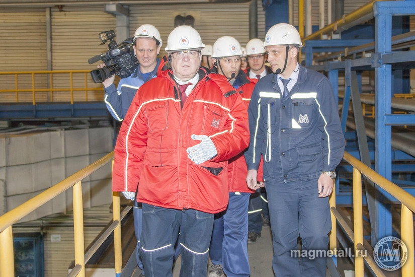 В Магнитогорске (Челябинской области) с двухдневным рабочим визитом побывал генеральный консул Фе