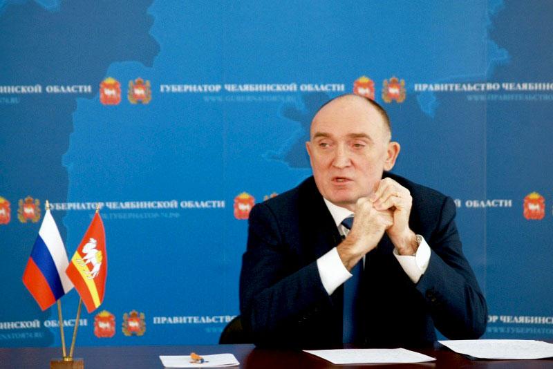 Губернатор Челябинской области Борис Дубровский разочаровался в человеческих качествах после отка
