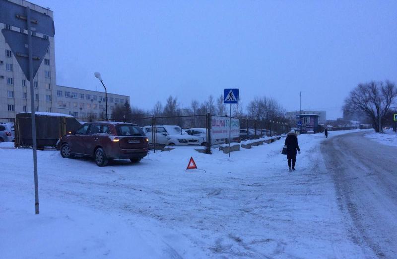 Авария произошла шестого февраля в семь часов утра на улице Ворошилова возле дома