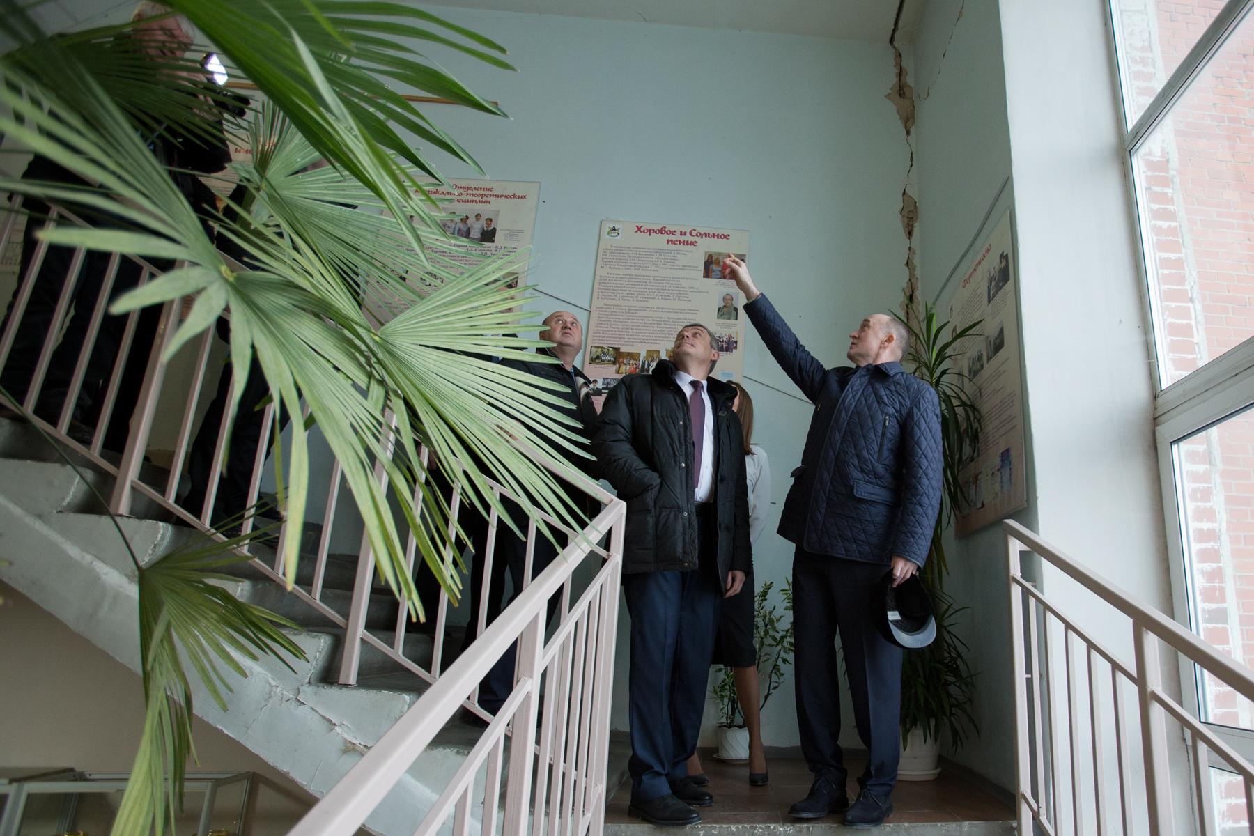 Губернатор Челябинской области Борис Дубровский пообещал выделить необходимые средства на заверше