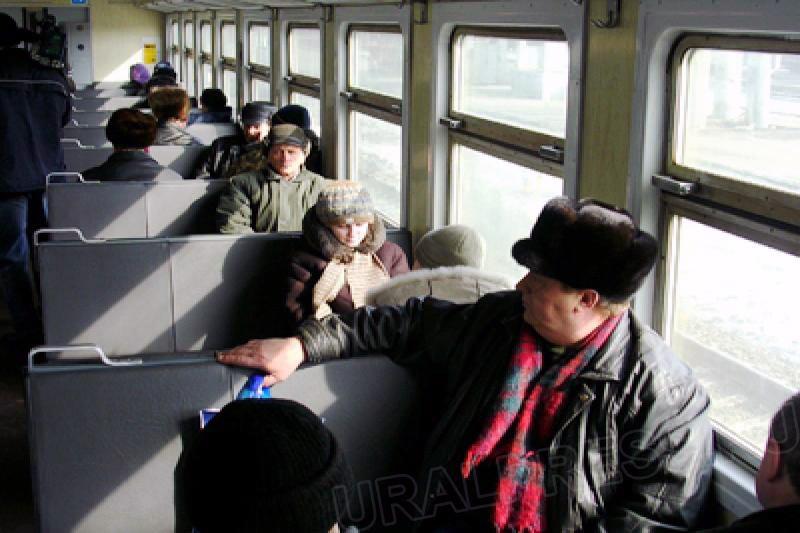 Посадка и высадка пассажиров пригородных поездов в Челябинске на станции Чурилово временно будет