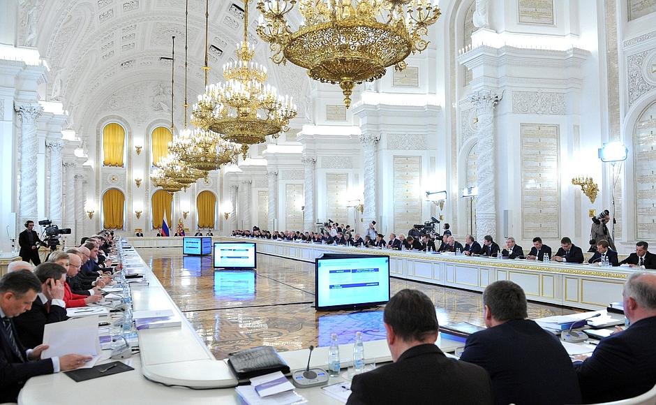 «Создание благоприятной деловой среды в каждом регионе и муниципалитете по всей России является к