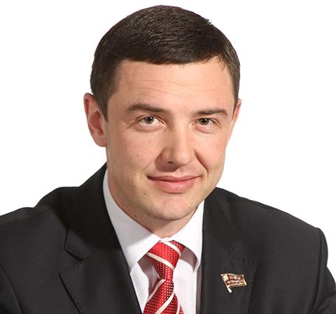 У главы Челябинска Евгения Тефтелева появился советник. Им назначен действующий депутат гордумы Д
