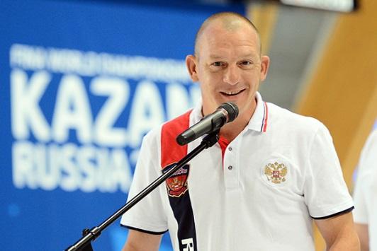 В южноуральскую столицу приедут заслуженные мастера спорта России Илья Захаров (олимпийский чемпи