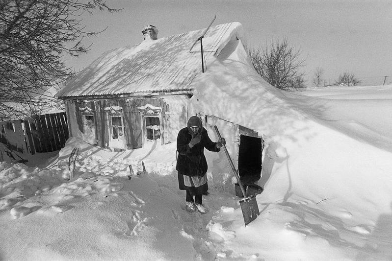 Представленные снимки наглядно показывают, что красок у зимы не меньше, чем у яркого лета или осе