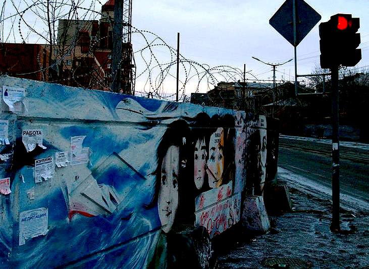 Кроме того, на улицах города продолжается ликвидация ларьков, которые портят внешний вид города и