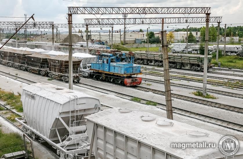 В воскресенье, пятого августа, работники железнодорожного транспорта ММК (Магнитогорск, Челябинск