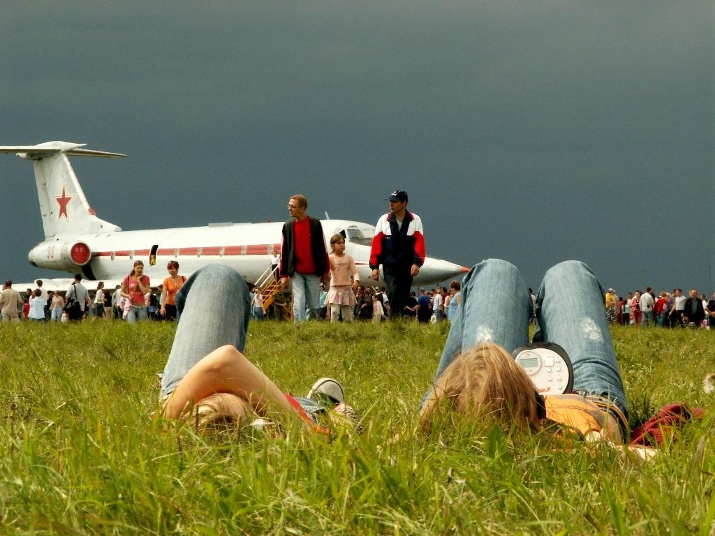 На аэродромах уральского объединения ВВС и ПВО - Толмачево (Новосибирск), Кольцово (Екатеринбург)
