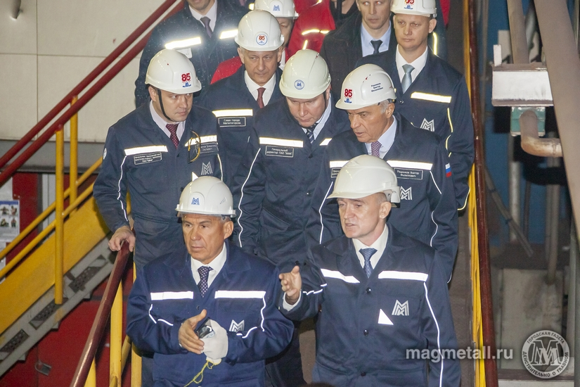 Губернатор Челябинской области Борис Дубровский поставил задачу в два раза увели