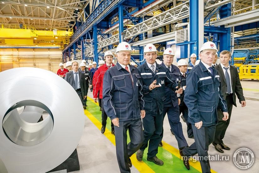 Председатель совета директоров ПАО «Магнитогорский металлургический комбинат», президент Союза пр