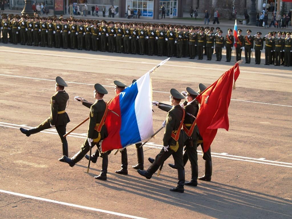В рамках празднования 71-летия Великой Победы в городе будут проходить традиционные парад Победы