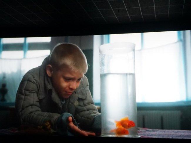 Фильм честно рассказывает о послевоенной жизни в Киргизии. Семья, эвакуированная из Ленинграда, ж