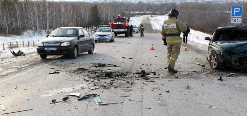 Авария со смертельным исходом произошла 23 января на 5-ом километре автодороги «Кизильское-Бреды-