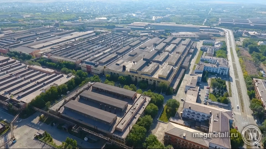 Немногим больше года назад индустриальный парк, созданный ПАО