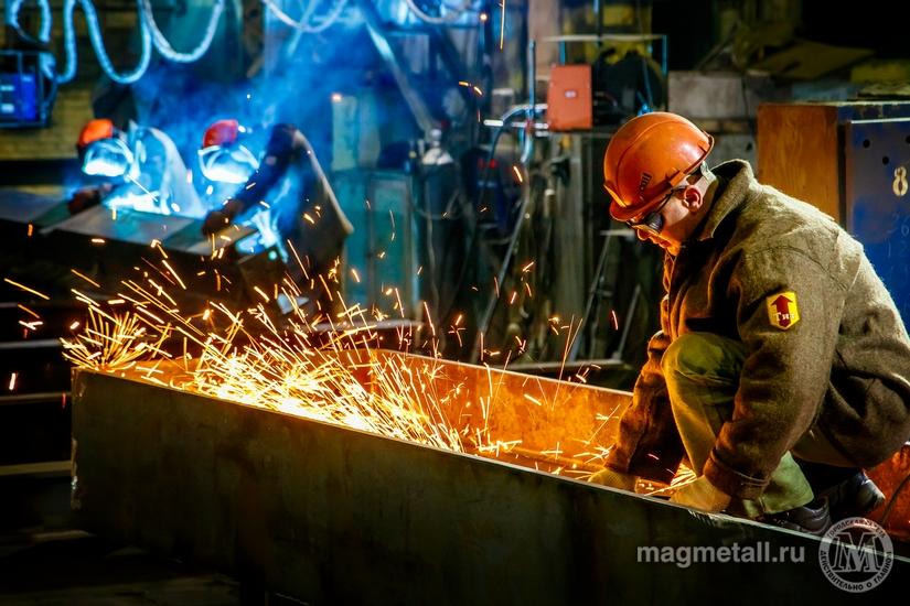 На калибровочной площадке ОАО «ММК-МЕТИЗ», производственные мощности которой переводятся на метиз