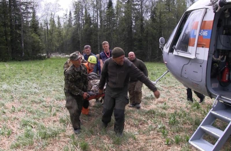 Как сообщили агентству «Урал-пресс-информ» в ГУ МЧС области, мужчина, испытывавший свой квадроцик