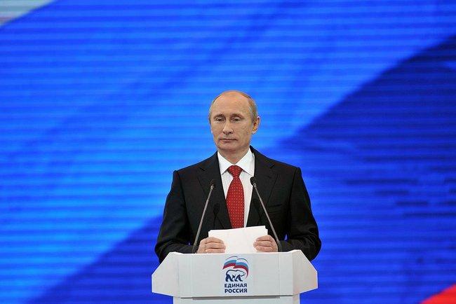 Президент России Владимир Путин выступил с телеобращением к россиянам в преддверии предстоящих 18