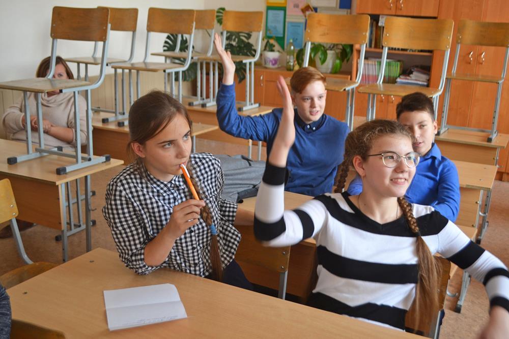 Школьники из Новосинеглазово (Челябинская область) при поддержке завода «Трубодеталь» организуют