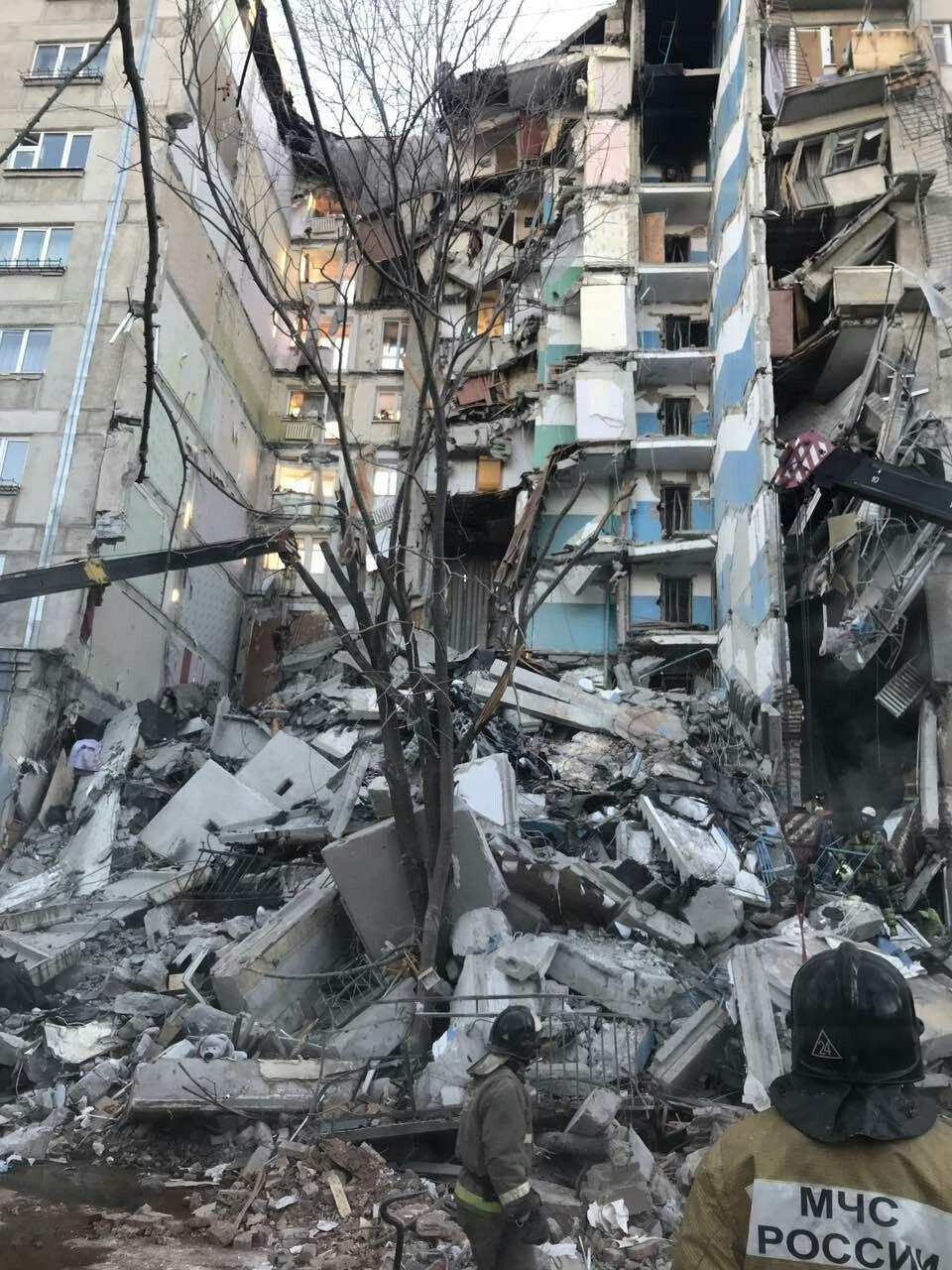 Эксперты не обнаружили следов взрывчатых веществ или их компонентов на изъятых фрагментах обрушив