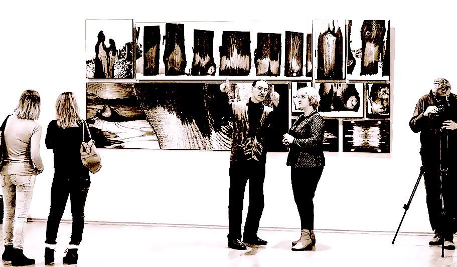 «Отражения и образы. Сергей Жатков. Фотография». Горожан приглашают к знакомству с ретроспективой