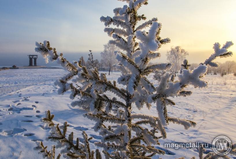 Магнитогорск (Челябинская область) через несколько лет станет зеленым оазисом степной зоны.