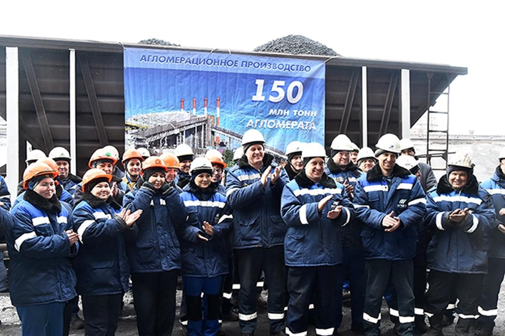 Челябинский металлургический комбинат (входит в Группу «Мечел») отгрузил 150-миллионную тонну агл