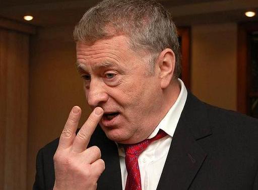 Известный мастер художественного слова, Владимир Вольфович в ходе обсуждения законопроекта о введ