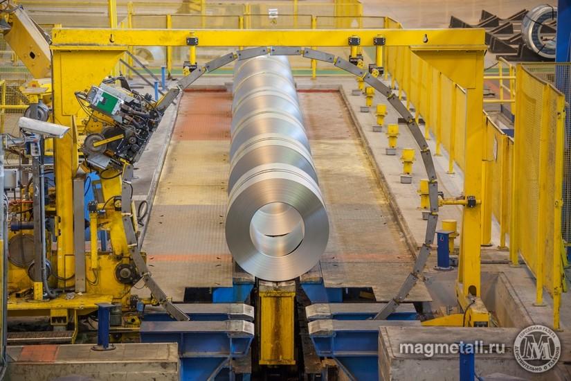 В 2018 году поставки металлопродукции Магнитогорского металлургического комбината (Магнитогорск,