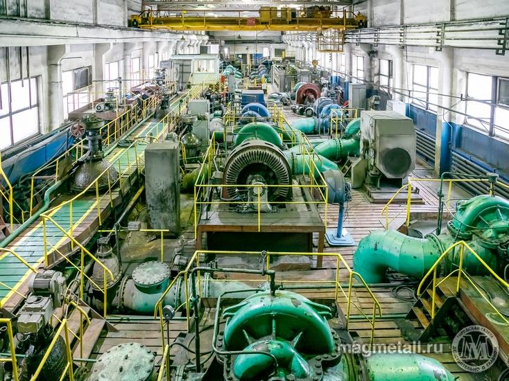 Магнитогорский металлургический комбинат продолжает реализацию проектов по повышению энергоэффект