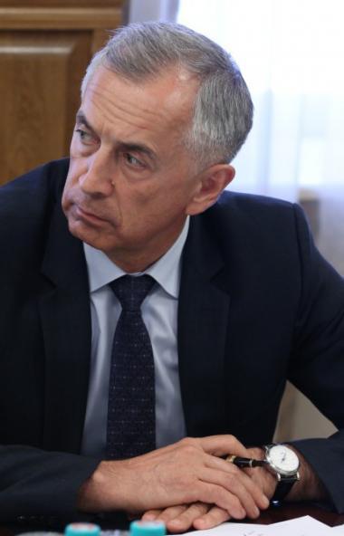 Министр строительства и инфраструктуры Челябинской области Виктор Тупикин госпитализирован в одно