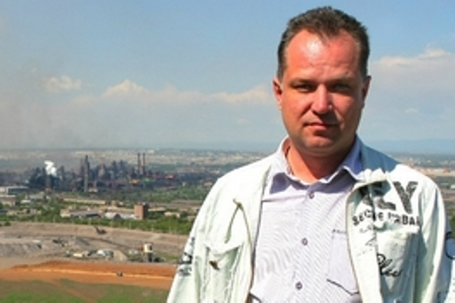 Обозреватель «Магнитогорского металла» (Челябинская область) Михаил Скуридин пострадал во время и