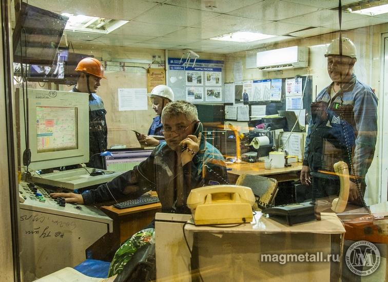 В Магнитогорске состоялось заседание координационного совета ПАО «Магнитогорский металлургический