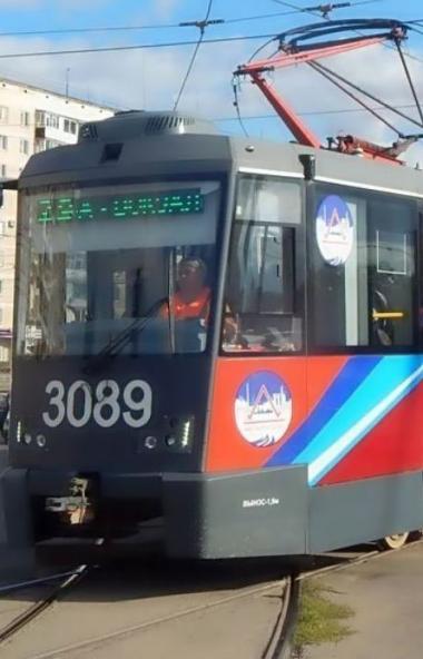 Магнитогорский трамвай празднует юбилей – ему исполнилось 85 лет.  Трамвайное движение в