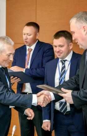 На Магнитогорском металлургическом комбинате подведены итоги конкурса «Лучший поставщик 2018 года