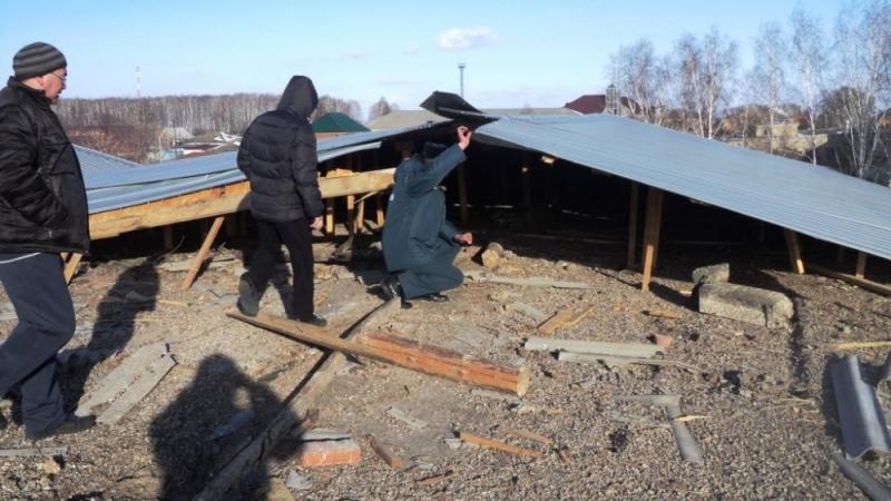 Как сообщили в пресс-службе ГУ МЧС по Челябинской области, на место происшествия были направлены