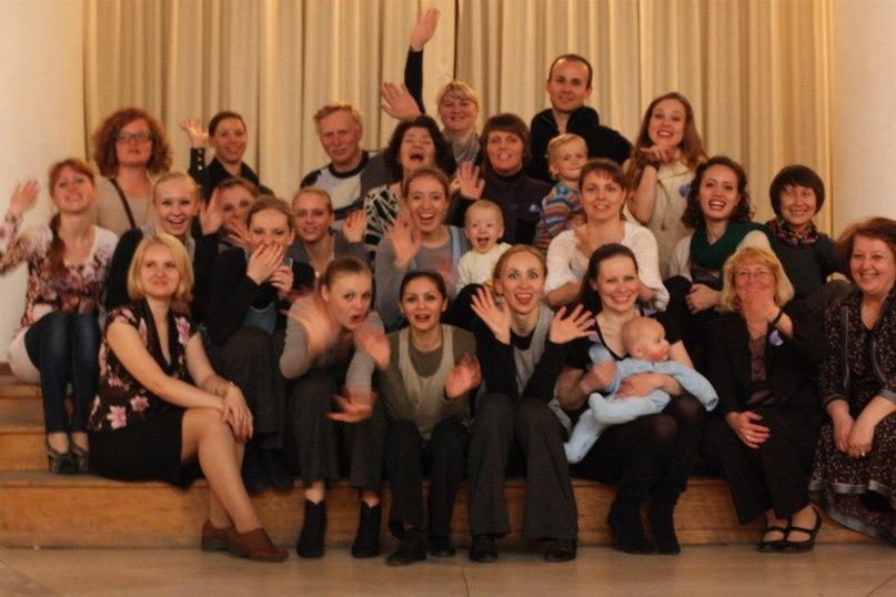 Коллектив сформировался на базе института дополнительных творческих педагогических профессий ЧГПУ