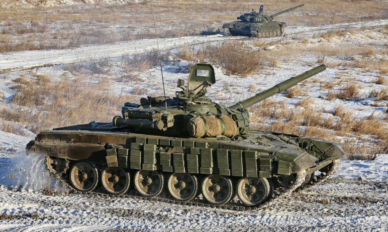 Всеармейские этапы конкурсов АрМИ-2021 «Танковый биатлон» и «Суворовский натиск» пройдут в мае 20