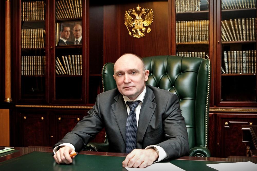 Ровно месяц назад в Челябинской области произошла смена губернаторской власти. Михаил Юревич добр