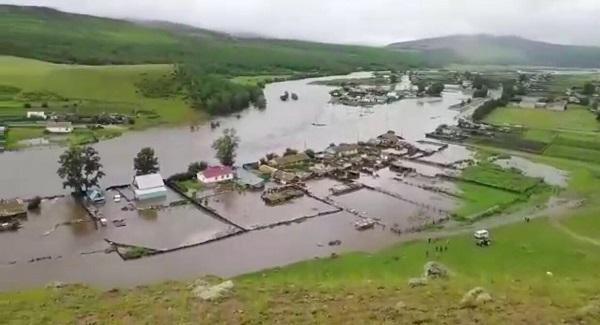 В Челябинской области объявили о сборе гуманитарной помощи для жителей Забайкалья, пострадавших о
