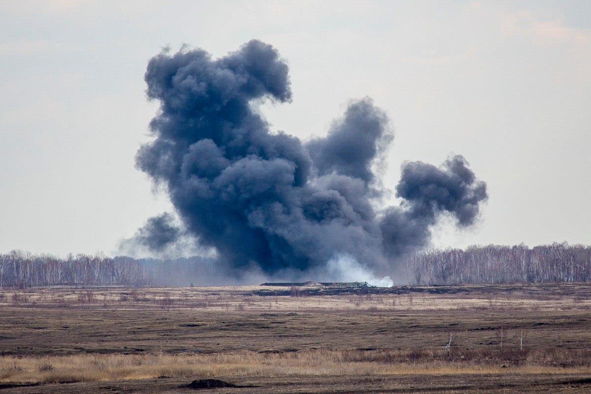 Челябинская область подключилась к военным учениям Центрального военного округа, которые проходят